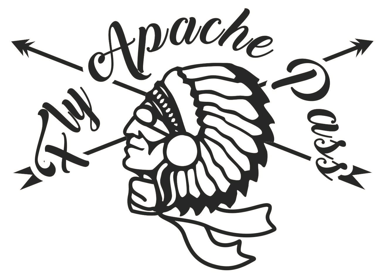Apache Pass Fly-In Logo