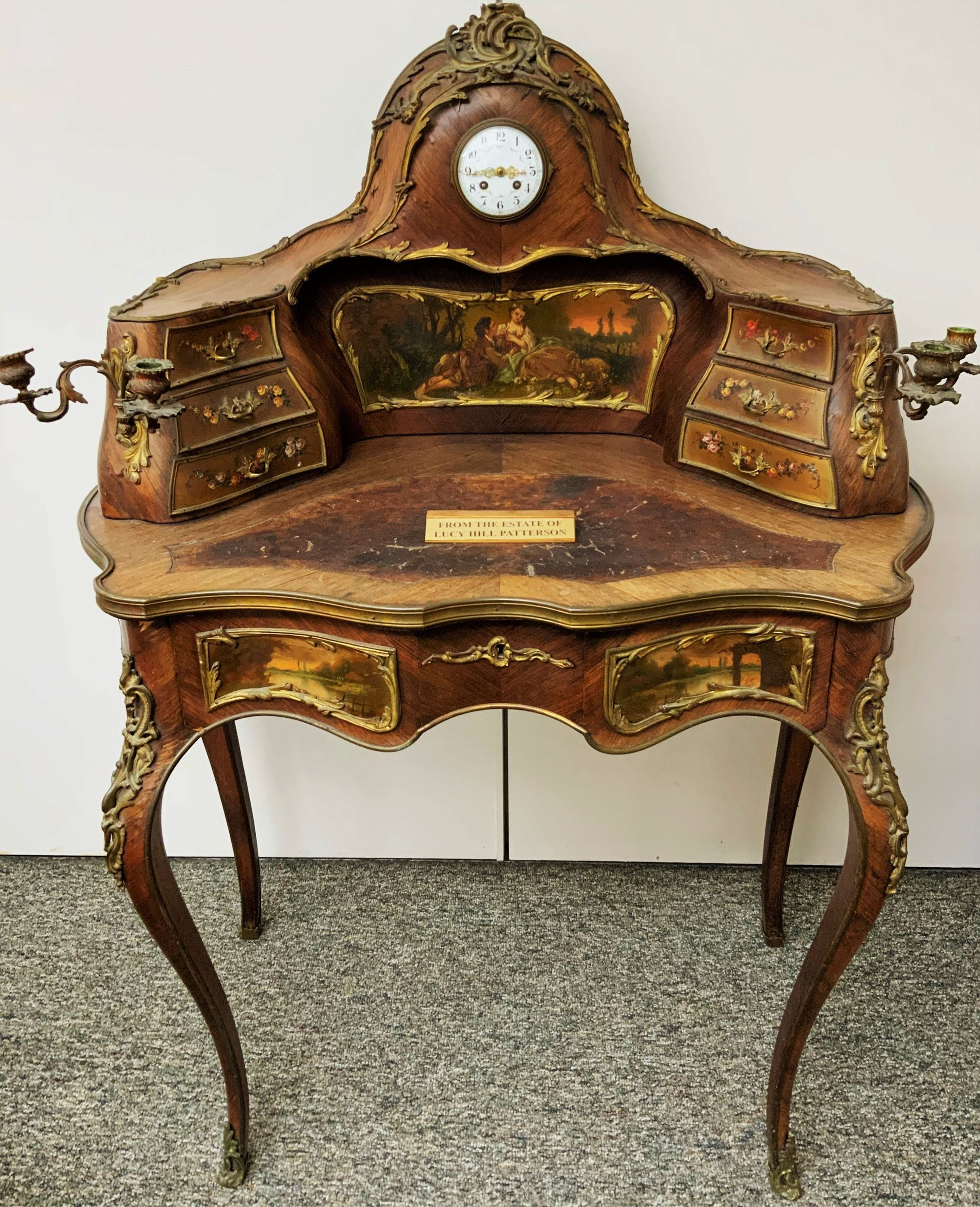 Writing Desk from the Lucy Hill Patterson Estate