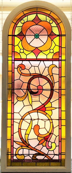 Large Stained Glass Window thumbnail